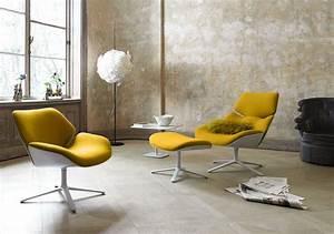 Repose Pied Salon : fauteuils design et chaises contemporaines pour l 39 int rieur ~ Teatrodelosmanantiales.com Idées de Décoration