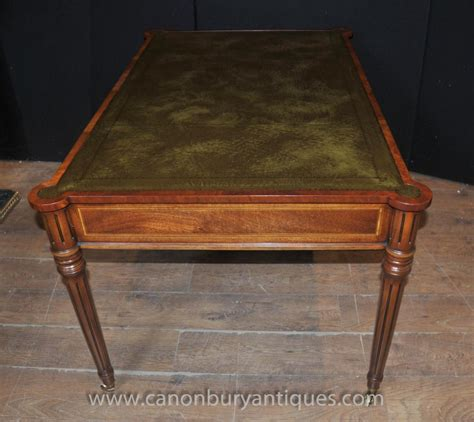 office bureau regency gillows writing table desk mahogany bureau office