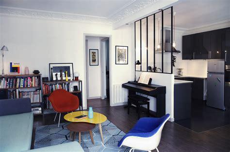 Decoration Maison Surface by Am 233 Nager Une Surface De 46m2 Mademoiselle C 233 Cile