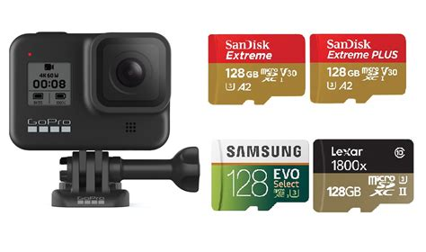 Best sd card for gopro. Best Memory Cards for GoPro HERO8 Black   Camera Times