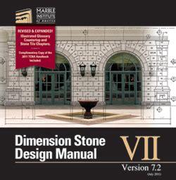 Mia+bsi  Marble Institute Introduces Dimension Stone