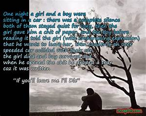 Funny Pictures Gallery: Sad emo love sayings, sad emo love ...