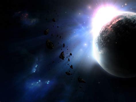 40+ Gambar Fantasi Luar Angkasa Super Keren Planet
