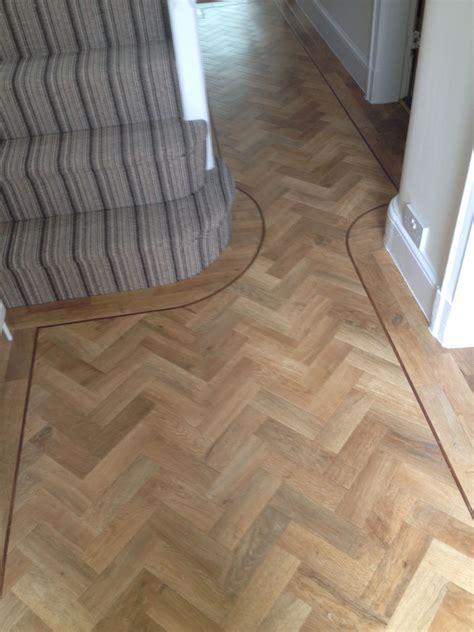 telenzo bakerloo stripe carpet  karndean parquet