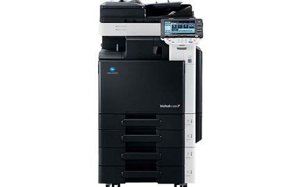 Create a booklet in copy mode 3. Konica Minolta Bizhub C220 FOR SALE at Low Price!