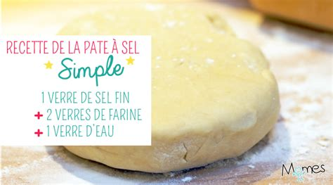 pate a sel sans cuisson comment cuire pate a sel