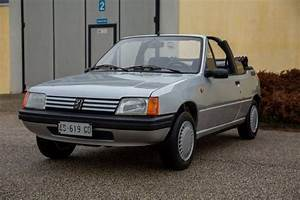 Peugeot 205 Cabriolet : peugeot 205 cabriolet cj no reserve 1988 for sale on luxify ~ Medecine-chirurgie-esthetiques.com Avis de Voitures