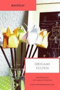 Was Heißt Diy Auf Deutsch : origami tulpen kostenlose diy anleitung auf deutsch basteln mit kinder im ~ Orissabook.com Haus und Dekorationen