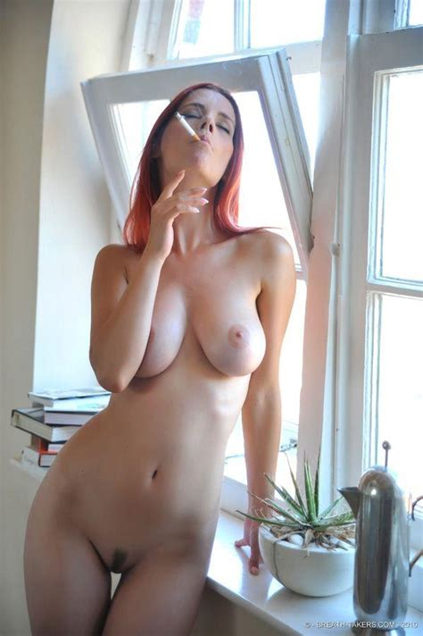 Pictures Of Ariel Smoking A Cigarette In The Nude Coed