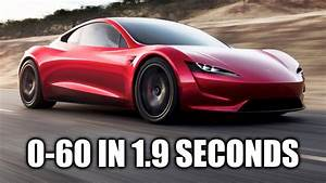 How Does the Tesla Roadster Hit 0-60 So Fast?