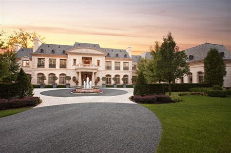 the grand estate homes le grand r 234 ve mansion estate winnetka il shore
