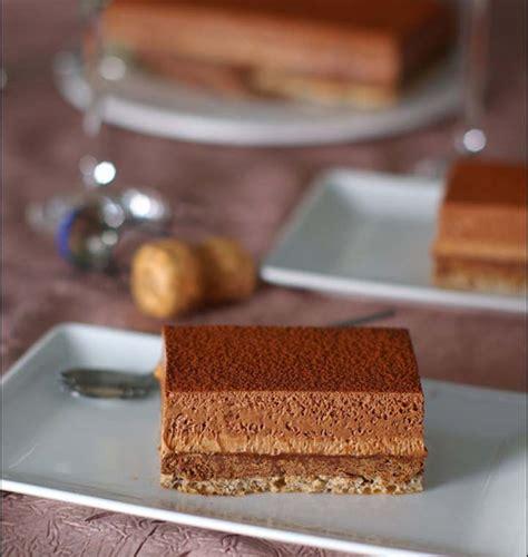 jeux de cuisine de gateau au chocolat entremets croustillant aux deux mousses au chocolat les meilleures recettes de cuisine d 39 ôdélices