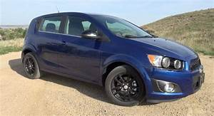 2014 Chevy Sonic Turbo 0-60 MPH Drive and Review - The