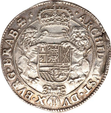 Ducaton - Carlos II - Spanish Netherlands – Numista