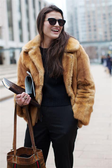 On the Streetu2026. Fur u0026 Black New York u00ab The Sartorialist