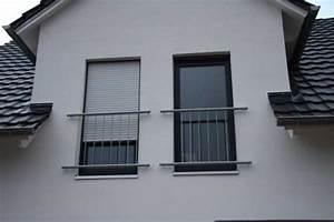 astrein franzosischer balkon aus feuerverzinktem stahl With französischer balkon mit anlegen von gärten