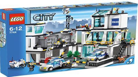 Lego 7744 Police Headquarters City Police (instruction