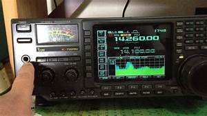 Icom Ic-756 Pro Tech Special