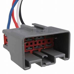 Tekonsha Custom Wiring Adapter For Trailer Brake Controllers - Pigtail