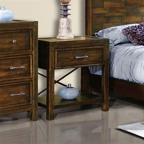 Bedroom Furniture Sets Colorado Springs by Harbor Springs Sleigh Bedroom Set Rustic Hekman