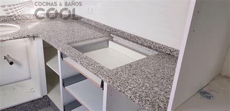 encimera granito nacional encimera granito nacional blanco perla cool encimeras