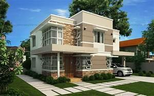 Modern House Design Series MHD 2012006 Pinoy EPlans