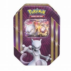 pokemon pokemon triple power tin mewtwo ex p