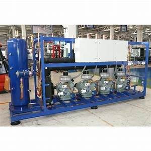 5 Hp Compressor Rack Systems  Trc Cold Chain Solutions