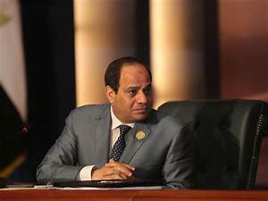 Sisi Is All But Assured A Second Term In Egypt's ...