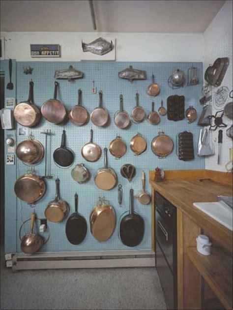 julia childs pots  pans     kitchen   smithsonian smithsonian
