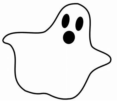 Ghost Clipart Clip Transparent Cliparts Cartoon Paranormal