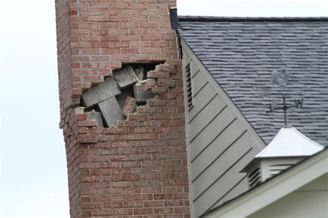 Earthquake Damage In N. Arlington