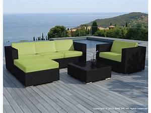 Meuble De Jardin Pas Cher : mobilier exterieur design pas cher ~ Dailycaller-alerts.com Idées de Décoration