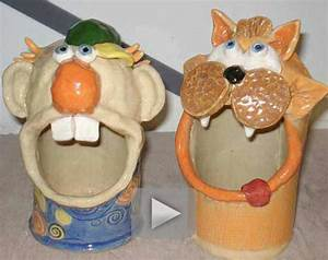 Ceramic projects on Pinterest   Hand Built Pottery ...