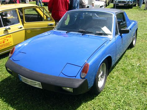 Porsche 914 – Wikipedia, wolna encyklopedia