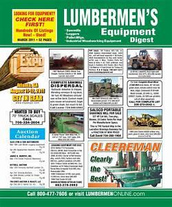 March 2011 / Lumbermen's Equipment Digest by LUMBERMEN'S