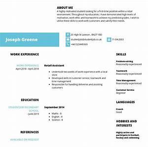 Sales Manager Sample Monster Example For Basic Examples Supervisor Cv Clothing Associate Cashier