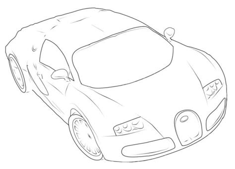 Free printable bugatti coloring pages see also related coloring pages below: Bugatti Chiron Ausmalbilder - Malvorlagen