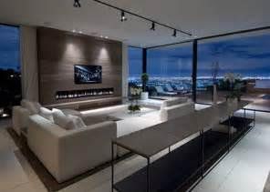 modern homes interior design and decorating luxury modern living room interior design of haynes house by steve hermann los angeles