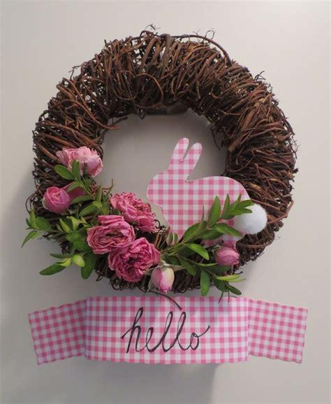 pin  biga kata  easter husvet decor easter wreaths