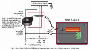 Electrical Wiring Diagram 240 Volt Meter
