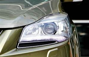 Car Head Lamp Assy With Led Daytime Running Lights For