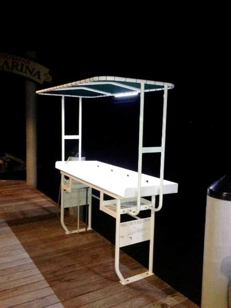 aluminum fish cleaning table tuna tables fish cleaning tables atlantic aluminum marine