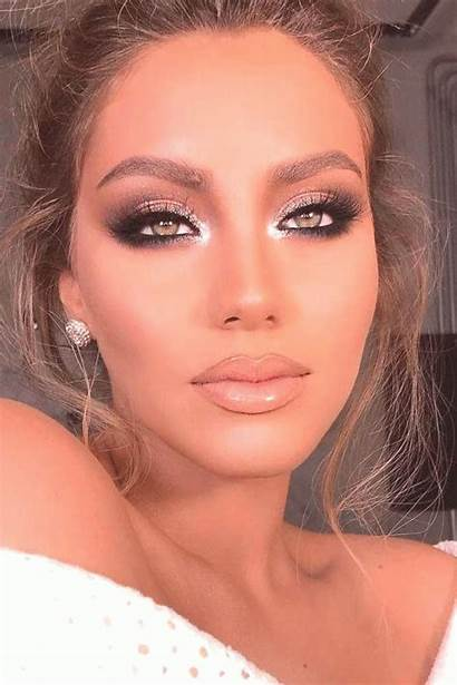 Makeup Glitter Prom Smokey Eye Kaynak