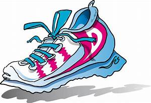 Running Shoes Clipart   Clipart Panda - Free Clipart Images