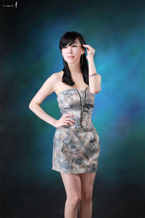 티비의 청춘 블로그 모델 이지희 연스튜디오 촬영회 2