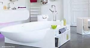 Meuble Salle De Bain Gain De Place : 10 rangements salle de bain pour un gain de place maxi ~ Dailycaller-alerts.com Idées de Décoration