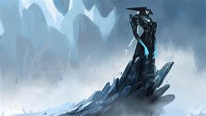 League of Legends: Lissandra, the Ice Witch, Revealed ...