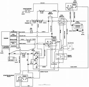 Gravely 816s Wiring Diagram