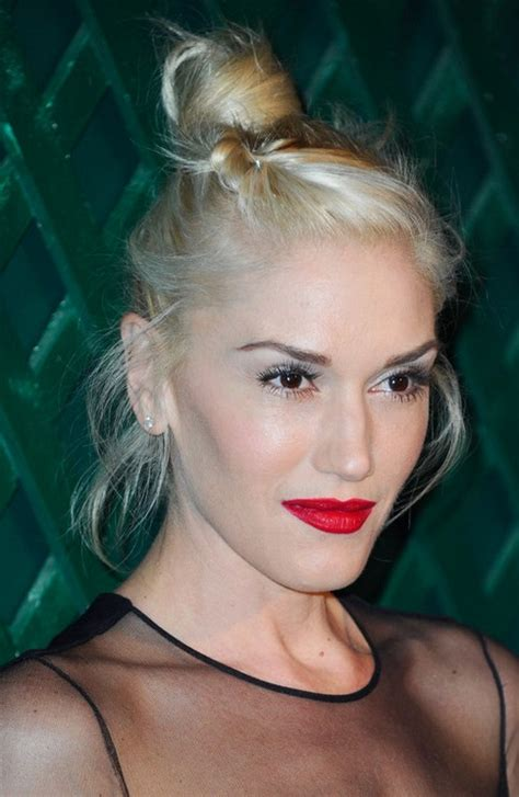 gwen stefani short hairstyles hairstyles by unixcode